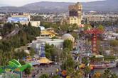 Disney's California Adventure atmosphere