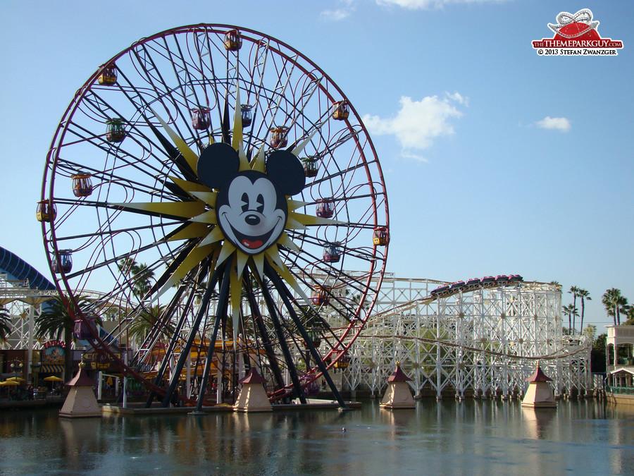 Update 2013: giant wheel revamped