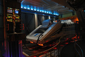 Star Tours flight simulator