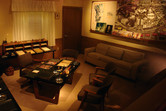 Replica of Walt Disney's office