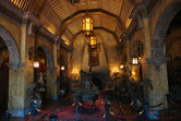Tower of Terror interior