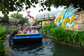 Shoot-the-Chutes water ride