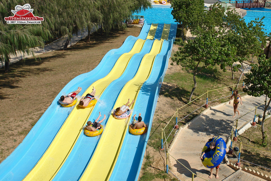 Dreamland Aquapark Photographed Reviewed And Rated By