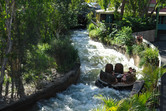 Dreamworld river rafting ride