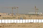 Mall of Arabia looks a bit deserted