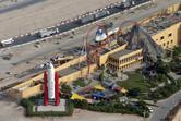 Closer look, Dubailand sales center