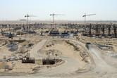 Mall of Arabia construction site