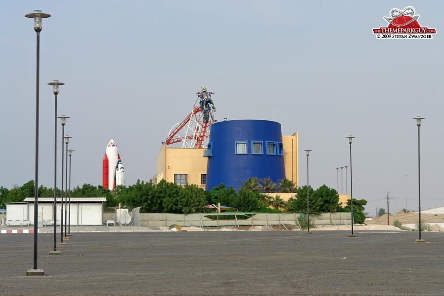 Dubailand sales center