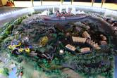 Aqua Dunya water park model