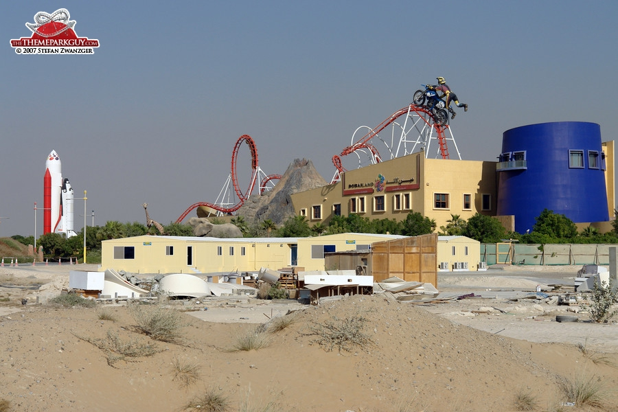 Dubailand sales center