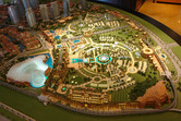 Mall of Arabia and Restless Planet model