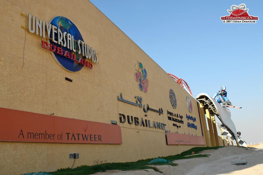 Universal Studios in Dubai?