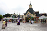 Enchanted Kingdom entrance