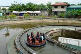 River rapids ride
