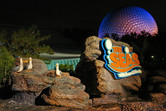 Nemo dark ride attraction