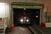 Test Track ride vehicle