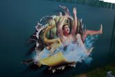 Equarius Water Park concept art