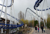 Europa-Park coaster jungle