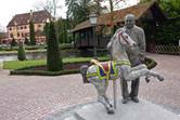 Europa-Park founder Franz Mack
