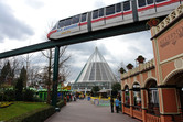Europa-Park monorail