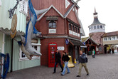 Scandinavia section