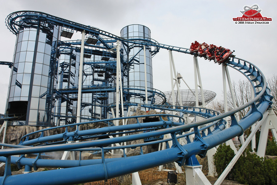 Europa Park Photographed Reviewed And Rated By The