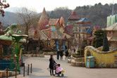 Everland in wintertime