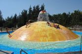 Giant rubber bubble
