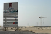 The Saadiyat Freeway will link Yas Island to Abu Dhabi city