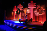 Dark ride through Ferrari's world