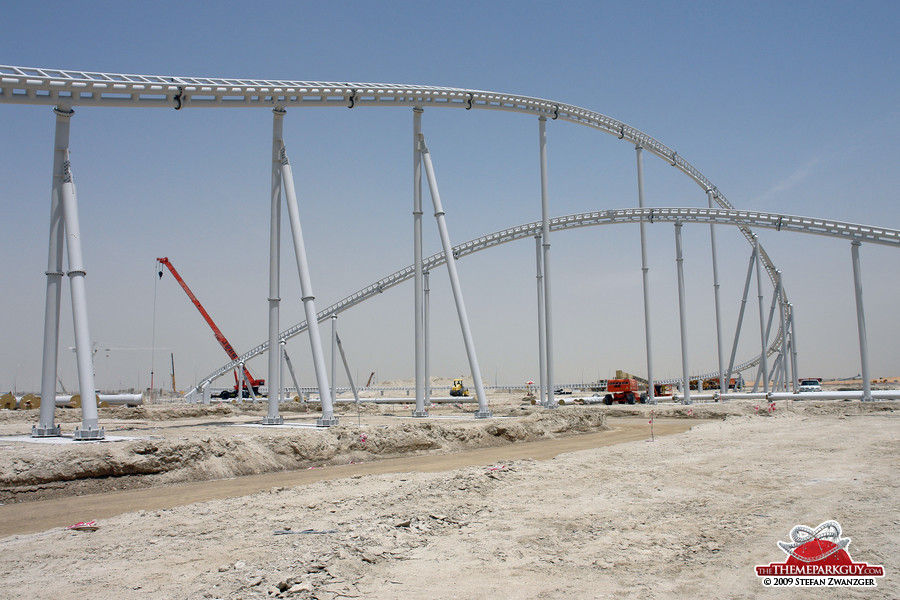 ferrari world photos by the theme park guy. Cars Review. Best American Auto & Cars Review
