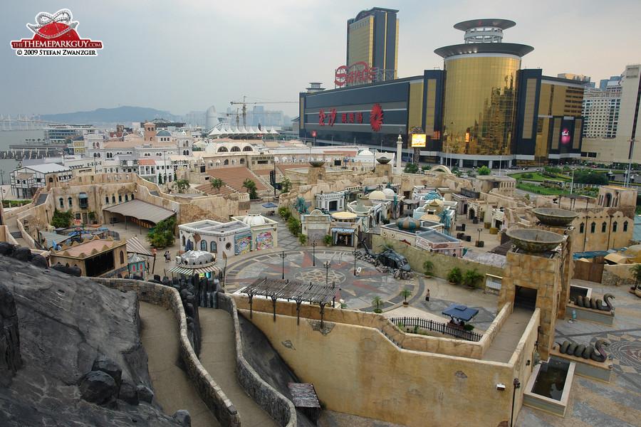 Fisherman's Wharf Macau