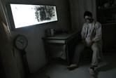 Actor inside Haunted Hospital