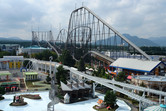 Roller coasters everywhere!