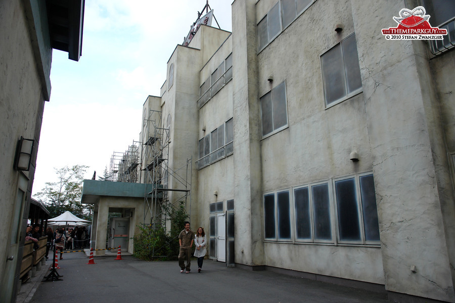 Haunted Hospital at Fuji-Q