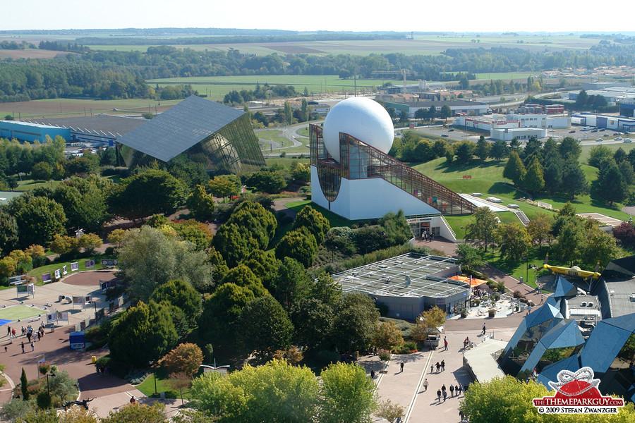 Futuroscope in France