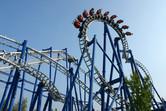 Inverted roller coaster