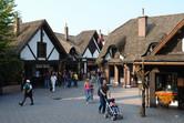 Theme village at Gardaland