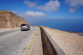 Driving back to Salalah at cloud level