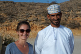 Omanis are friendly, content, life-loving people.