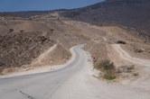 'Anti-Gravity' road near Mirbat