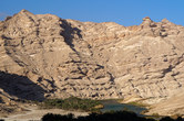 Wadi in the valley