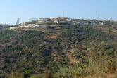 Up in Beirut's mountains...