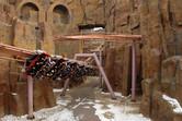 Atlantis flying coaster at Happy Valley Beijing