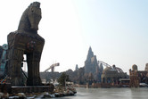 Huge Trojan Horse