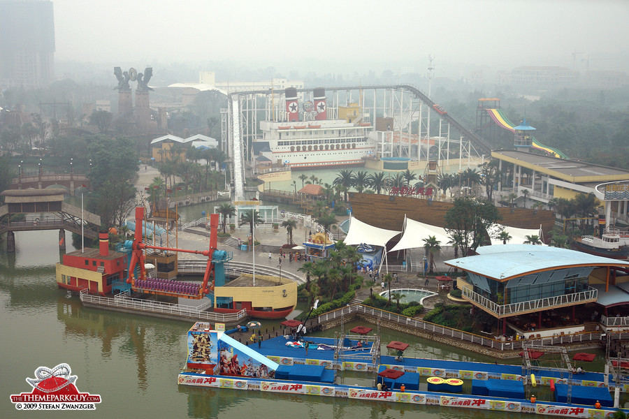 Happy Valley Chengdu overview