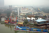 Happy Valley Chengdu overview
