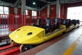 Intamin roller coaster