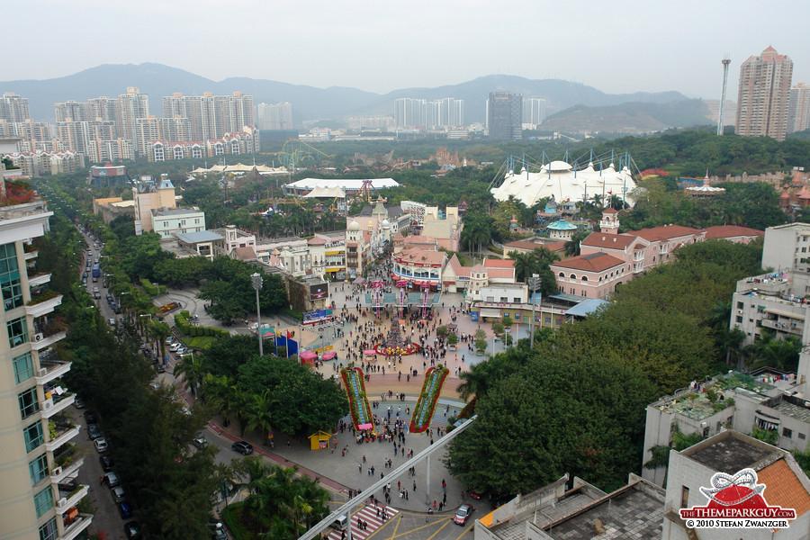 Bullet Coaster (Happy Valley Shenzhen) - Coasterpedia ... |Shop Happy Valley Shenzhen