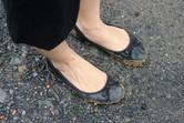My helper's shoes